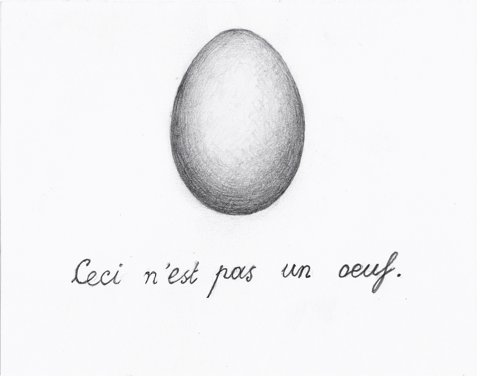 Egg as Ego