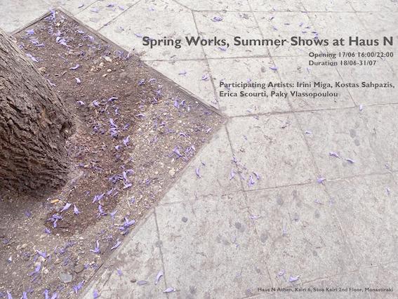 Spring Works, Summer Shows
