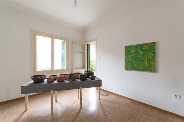 Last Week of the Exhibition N.P. or the possibilities of a life